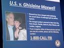 Jeffrey Epstein en Ghislaine Maxwell.