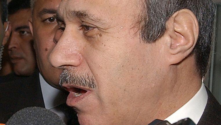 Habib al-Adli Beeld afp