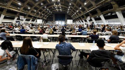 Bijna 7.000 studenten wagen zich vandaag aan toelatingsexamen arts  of tandarts