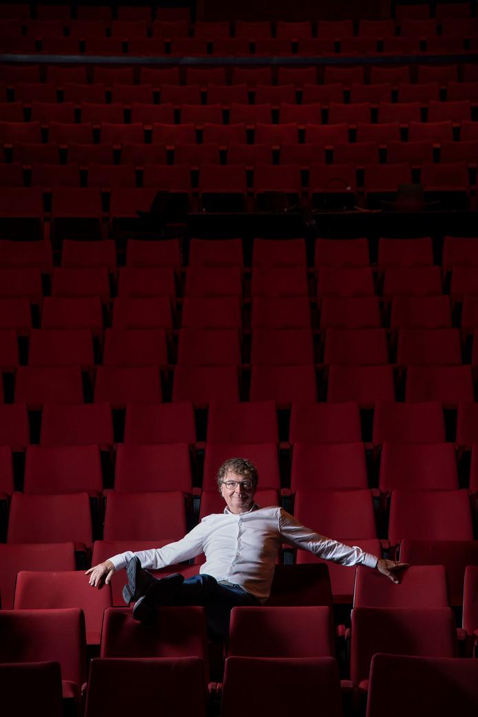 Mons de Goede neemt dinsdag afscheid van Parktheater Eindhoven.