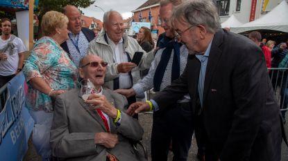 """Willy Hamerlinck (87), erevoorzitter Heusden Koers, overleden: """"Een icoon in de wielergeschiedenis"""""""