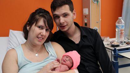 Lorena en Faey zijn eerste baby's van 2018