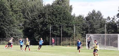 Ismail Azzaoui op proef bij Willem II
