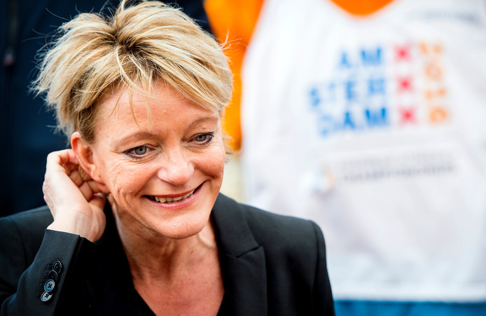 Ellen van Langen: onderscheiding