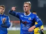 FC Den Bosch-middenvelder Brouwers kan nu wel juichen in Eindhoven