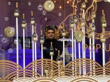 Ashkan laat het Hofkwartier overspoelen met kaviaar en champagne: 'Om het leven te vieren'