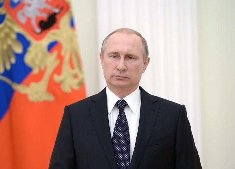 Vladimir Poetin. Beeld anp