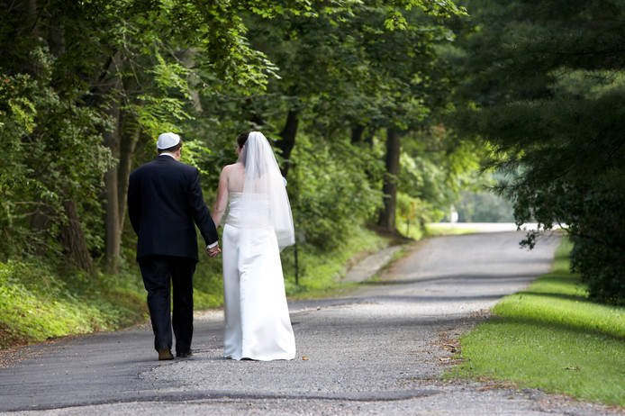 Joodse en andere religieuze huwelijken kennen hun eigen regels.
