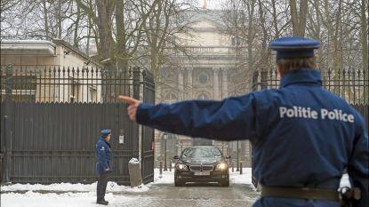 Nieuwe bewakingsdienst politie draait vierkant