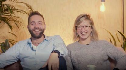 """Niet op tv: De babbelbox van Line en Victor uit 'Blind Getrouwd': """"Je kunt maar beter zien dat je het waard bent"""""""