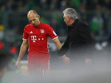 Robben: Ik was niet boos op de trainer