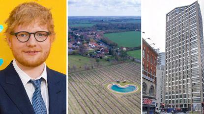 Ongezien: zó groot is het vastgoedimperium van Ed Sheeran, waarvoor hij 64 miljoen neertelde in cash