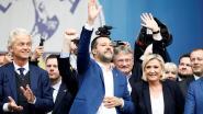 Extreemrechtse en eurosceptische frontvorming in Europees parlement krijgt flinke knauw