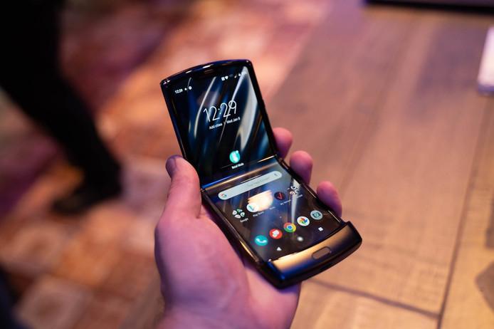 De Motorola Razr