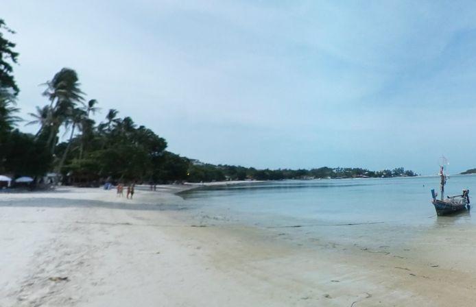 Het eiland Koh Samui.