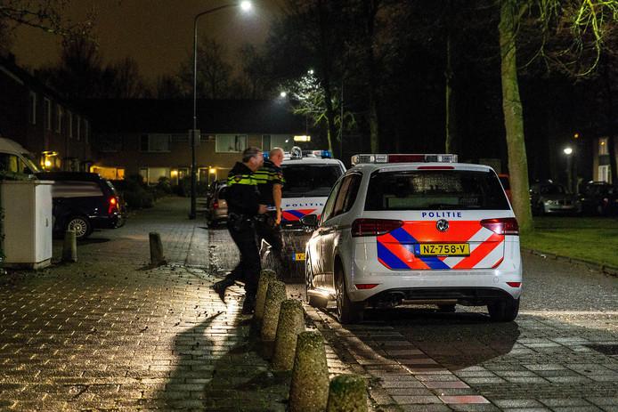 Aan de Zevengesternte in Oosterhout werd een man met een mes gestoken.