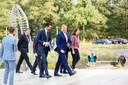 Opening Brainport Industries Campus door koning Willem-Alexander.