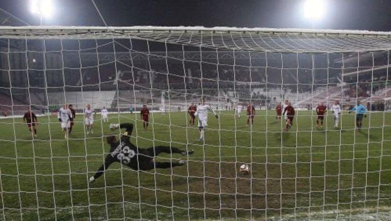 De door Lazovic benutte penalty (1-0). ANP Beeld