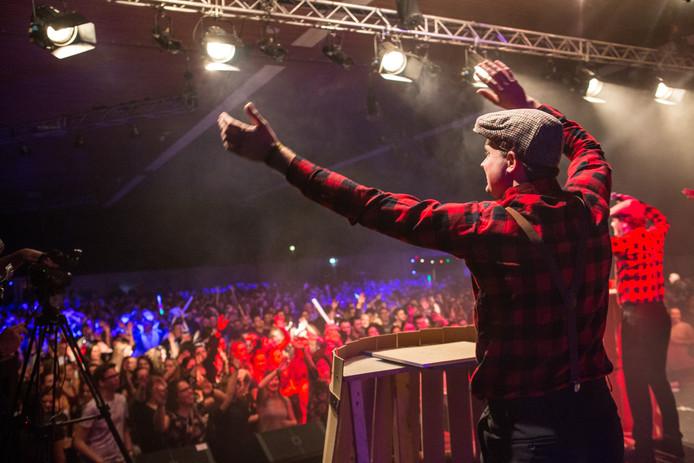 Het Schlagerfestival in Groesbeek.