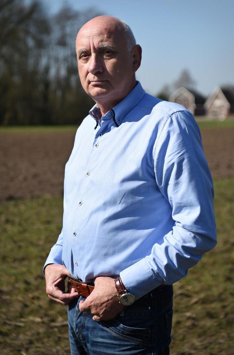 Hans de Boer. Beeld Marcel van den Bergh / de Volkskrant