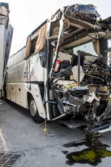 Franse politie: Toedracht busongeluk Strabrecht College Geldrop nog onduidelijk
