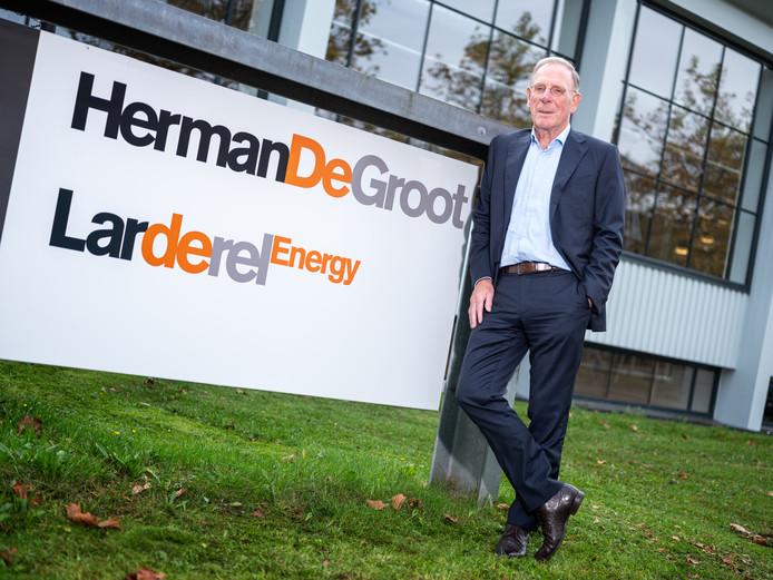 Johan Herman de Groot rekent op grote investeerders waar het gaat om geothermie.