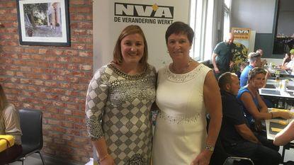Moeder en dochter beiden eerste dames op N-VA lijst