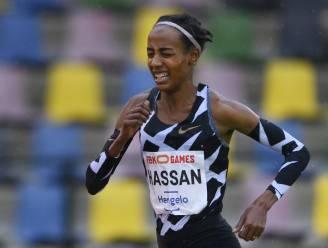 Nederlandse Sifan Hassan verpulvert Europees record op de 10.000 meter