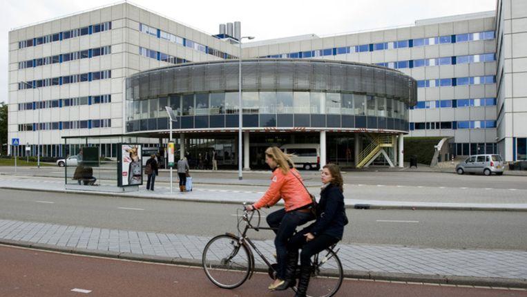 Het Academisch Ziekenhuis Maastricht. Van Schayck is als hoogleraar werkzaam aan de Universteit Maastricht. Beeld ANP