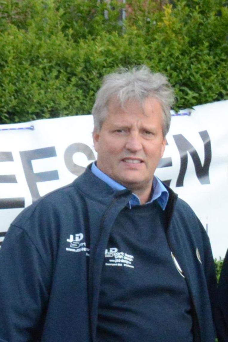 Mede-organisator Kurt Van Meirvenne.