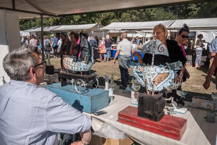 Pottenbakkersdorp Milsbeek organiseert al 32 jaar  hét keramiekfestival van Europa: Keramisto.