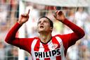Ibrahim Afellay won in 2009 met PSV met 6-2 van Ajax, maar speelt nu normaal gesproken nog geen rol van betekenis.