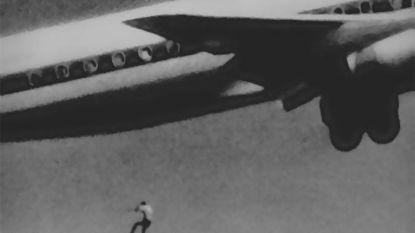 Het waanzinnige verhaal van de 14-jarige jongen die uit een lijnvliegtuig viel