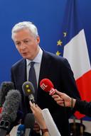 De Franse minister van Financiën Bruno Le Maire leidt het selectieproces van de Europese IMF-kandidaat.