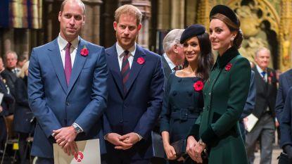 Buckingham Palace stuurt communiqué uit om zogenaamde vete tussen Meghan Markle en Kate Middleton te beëindigen