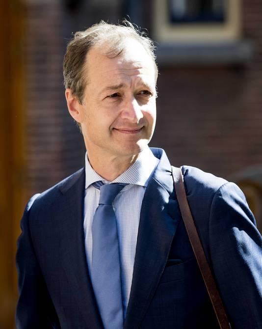 Eric Wiebes, minister van Economische Zaken