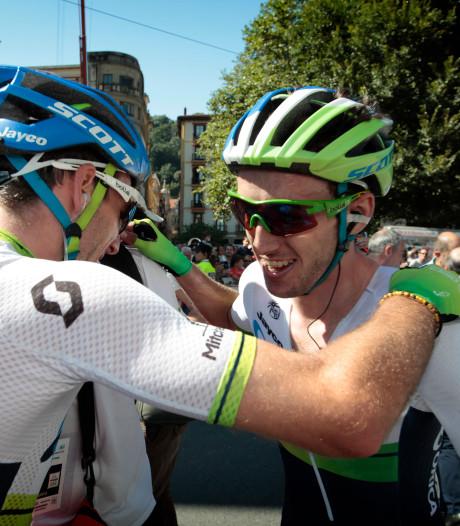 Adam Yates rijdt Vuelta als meesterknecht voor tweelingbroer Simon