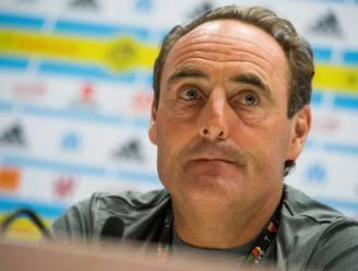 """Vanderhaeghe: """"Zondag namen mijn spelers congé: nu zullen ze uitgerust zijn"""""""