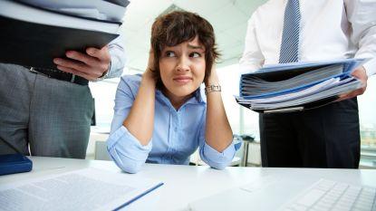 Ook last van werkstress? Hoe het onze job almaar meer onwerkbaar maakt