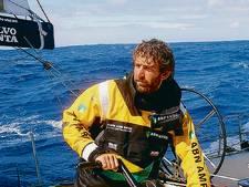 De laatste race van zeezeiler Hans Horrevoets uit Terheijden