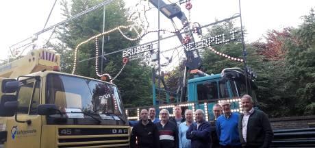 Verkorte Lichtjesroute uit Eindhoven voor vijfde keer in Bayeux