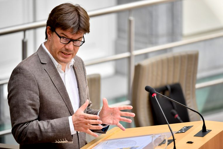 Vlaams minister van Media Sven Gatz