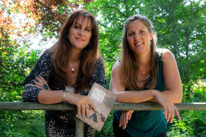 Lisa van Ris (links) en Marianne van Ginkel-Vroom.