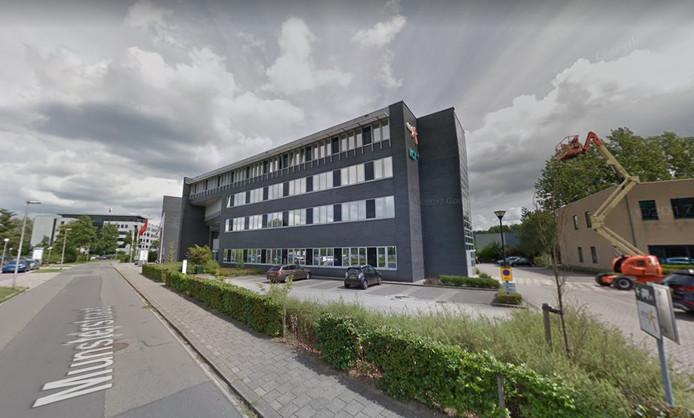 Het hoofdkantoor van Eno, waar Salland Zorgverzekeringen onder valt, in Deventer.