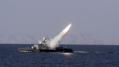 """Iraans oorlogsschip torpedeert per ongeluk collega's tijdens raketoefening: """"19 doden, 15 gewonden"""""""
