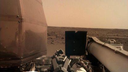 Marslander InSight succesvol geland op rode planeet