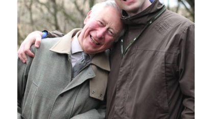 Vertederende Vaderdag bij Britse royals