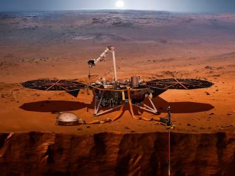 La planète Mars est secouée par de nombreux séismes