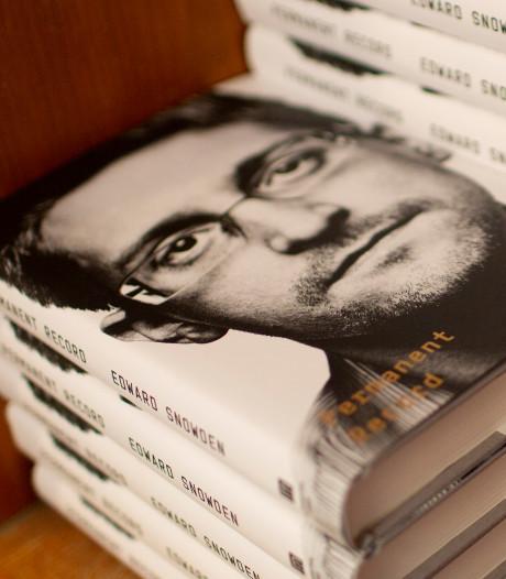 Klokkenluider Snowden door VS aangeklaagd om boek