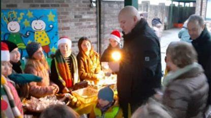 Leerlingen De Zonnebloem schenken 445 euro aan beleefhoeve Pantouf